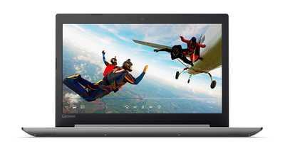 IdeaPad 320-15AST AMD A9 Platinum Grey