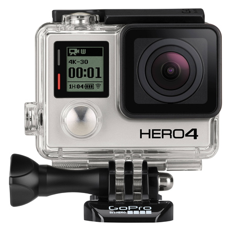 GoPro Action Cam HERO4 Adventure Black