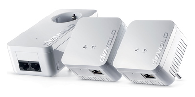 Devolo dLAN® 550 Wi-Fi Powerline Network Kit