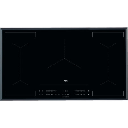 AEG Table de cuisson à induction IKE95454FB Hob2Hood