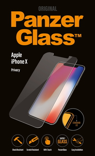Panzerglass Privacy voor iPhone X - PZ2622P