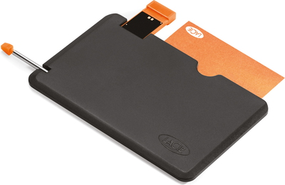 Lacie WriteCard - 4 GB - USB + noteblok