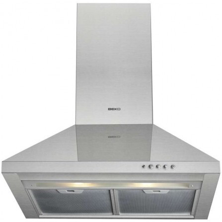 Beko Hotte décorative CWB6441XN