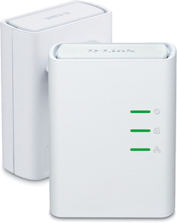 Powerline AV Mini Adapter Startset - DHP‑309AV