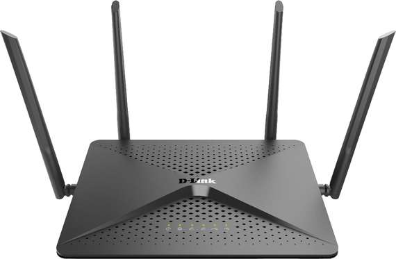 D-Link EXO AC2600 MU‑MIMO Wi‑Fi Router - DIR-882