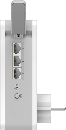 D-Link Hybrid Whole Home Mesh Wi‑Fi System - COVR-P2502