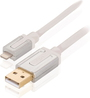 Profigold Data- en oplaadkabel Lightning naar USB 2.0