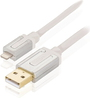 Profigold Data- en oplaadkabel Lighting naar USB 2.0