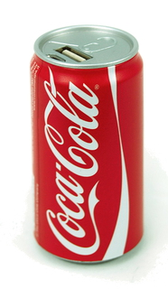 Power Bank Coca-Cola - 2.600 mAh