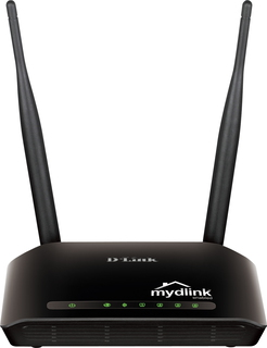 Wireless N 300 Home Cloud Router - DIR-605L