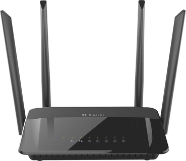 Wireless AC1200 Dual Band Gigabit Router - DIR-842