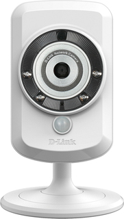 Wireless N Dag & Nacht Home netwerkcamera - DCS-942L/E
