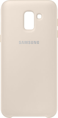 Samsung Dual Layer Backcover voor Galaxy J6 (2018)