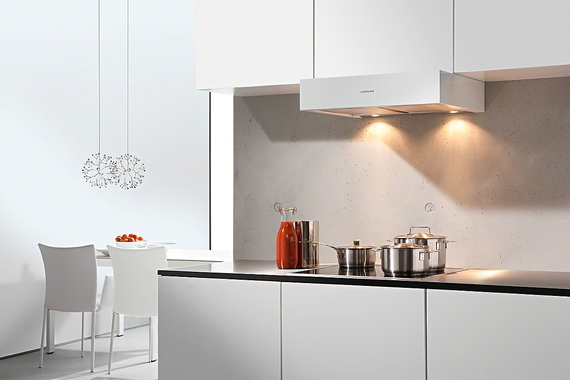 Miele Hotte encastrable DA1260 BW