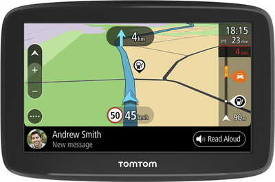 TomTom Go Basic 6 - Europe