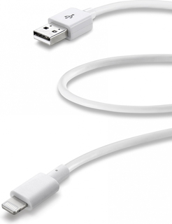 Cellular Line USB Data Cable Medium - Lightning naar USB 2.0