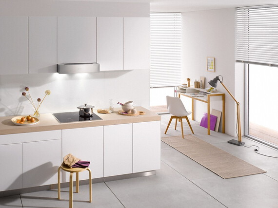 Miele Hotte encastrable DA1260 ES
