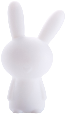 BigBen Lapin Enceinte Bluetooth - Blanc avec LED lights