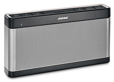 Soundlink III Bluetooth Speaker - Zilver