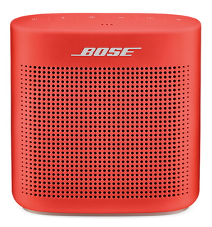 Bose Soundlink Color II Enceinte Bluetooth - Rouge