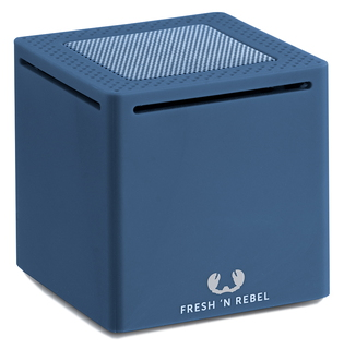 Fresh 'n Rebel Rockbox Cube Mono Speaker Bluetooth - Bleu