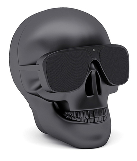 Jarre Tech AeroSkull Nano 2.1 Bluetooth Speaker - Zwart mat