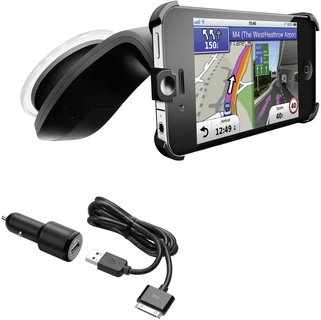 Garmin Carkit voor iPhone 4