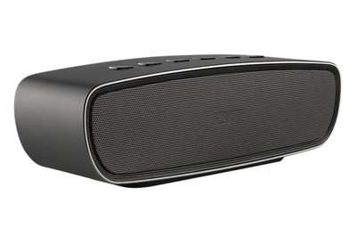 JAM Heavy Metal Enceinte Bluetooth - Gris