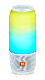 JBL Pulse 3 Bluetooth Speaker - Wit