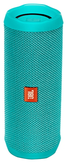 JBL Flip 4 Mono Bluetooth Speaker - Turkoois