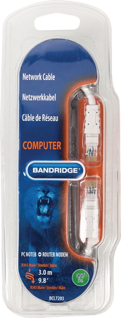 Bandridge Netwerkkabel - BCL7203