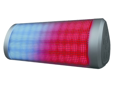 Lenco BT-180 Light Enceinte Bluetooth - Noir
