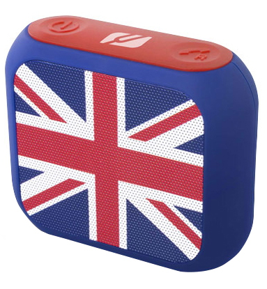 Muse M-312 BT Bluetooth Speaker - Vlag Verenigd Koninkrijk