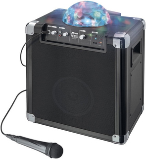 Fiësta Disco Bluetooth Party Speaker