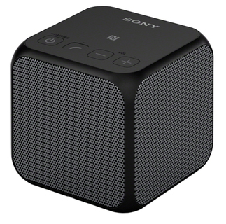 Sony SRS-X11 Bluetooth Speaker - Zwart