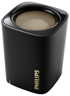 Philips BT100B/00 Bluetooth Speaker - Zwart