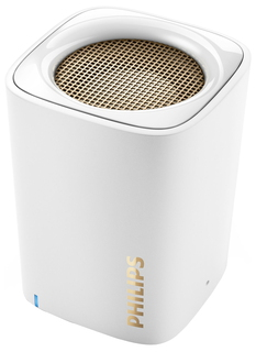 Philips BT100W/00 Bluetooth Speaker - Wit