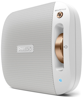 Philips BT2600W/00 Enceinte Bluetooth - Blanc