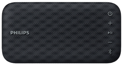 Philips EverPlay BT3900B/00 Bluetooth Speaker - Zwart