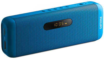 Philips SD700A/00 Bluetooth Speaker - Blauw