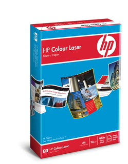 HP Color Laser Paper, 90 gr/m², 500 vel, A4/210 x 297 mm