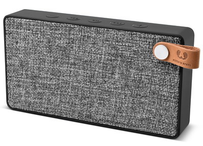 Fresh 'n Rebel Rockbox Slice Bluetooth Speaker - Concrete