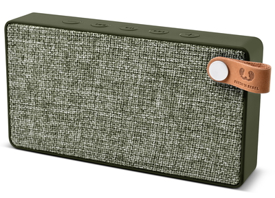 Fresh 'n Rebel Rockbox Slice Bluetooth Speaker - Army
