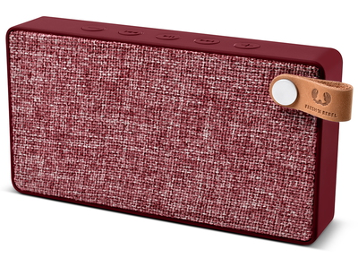 Fresh 'n Rebel Rockbox Slice Bluetooth Speaker - Ruby