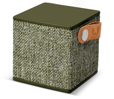 Fresh 'n Rebel Rockbox Cube Enceinte Bluetooth - Army