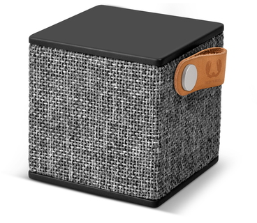 Fresh 'n Rebel Rockbox Cube Bluetooth Speaker - Concrete
