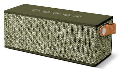 Fresh 'n Rebel Rockbox Brick Speaker Bluetooth - Army