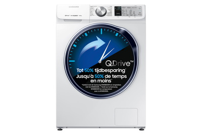 Wasmachine WW81M6420BA/EN LL QuickDrive