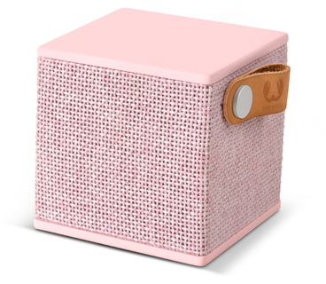 Fresh 'n Rebel Rockbox Cube Enceinte Bluetooth - Cupcake