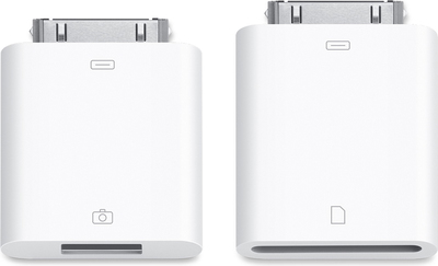 iPad Camera Connection Kit - USB 2.0 + SD-kaart - MC531ZM/A